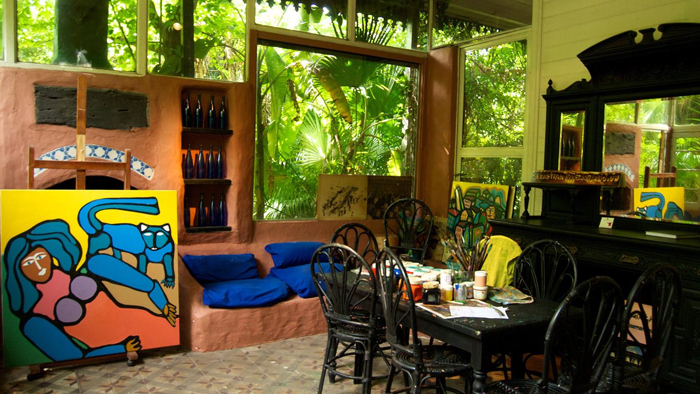 Casa Pueblo Tigre