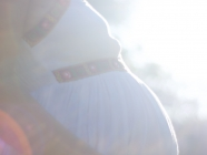 Jacaranda Maternity Photoshoot